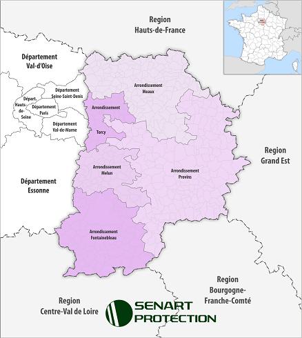 Agence de sécurité 77 Seine et Marne