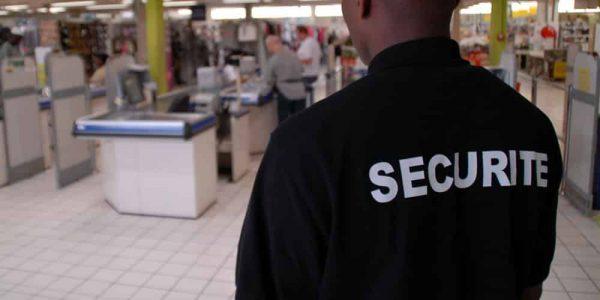 Vigile - Agent de sécurité magasin